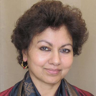 Asha Singh Kanwar - LINC 2016